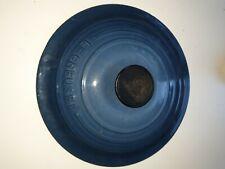 Le creuset Blue Pan Lid 20