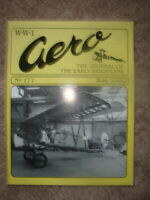 WW I Aero Magazine - August 2000 ( #169)  & Aug 2002 (# 177)