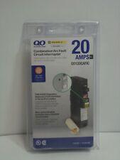 Square D- 20 Amp- Combination Arc Fault Circuit Interrupter (QO120CAFIC)