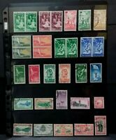 NEW ZEALAND Nice Used Lot            F339    Free Shipping
