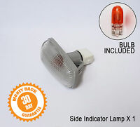 Peugeot Expert Partner Side Repeater Indicator Lamp Light Wing Flasher New