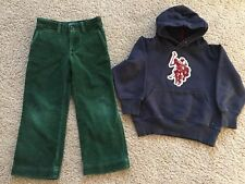Toddler Ralph Lauren & U.S. Polo Assn. Boy Winter Clothes. Size 4T