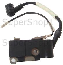 Ignition Coil For 45cc, 52cc, 58cc Chinese Chainsaw 4500, 5200, 5800 Tracking #