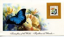 BUTTERFLIES OF THE WORLD / PAPILLONS DU MONDE / FAUNE / PAPILLON / AUSTRALIA