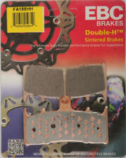 Sintered Double-H Brake Pads EBC FA188HH