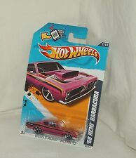 Hot Wheels Muscle Mania Mopar '12 '68 Hemi Barracuda, Unopened