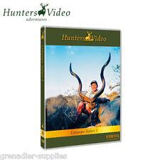 LIMPOPO SAFARI II HUNTERS VIDEO HUNTING DVD