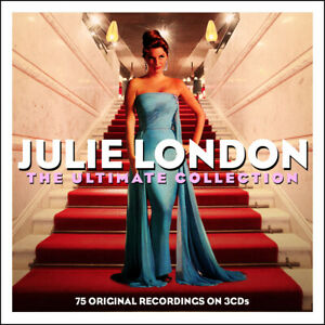 JULIE LONDON - THE ULTIMATE COLLECTION - 3 CDS - NEW!!