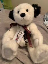 Ooak artist bear Splodge 2013 mint condition with tags