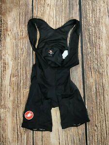 CASTELLI Cycling Bib Shorts Kiss Pad Size Men's / Unisex Size M