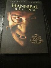 New Sealed Hannibal Rising DVD
