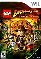 Nintendo Wii : Lego Indiana Jones VideoGames