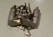 1960 Eaton Viking Canadian Outboard Motor Model 5D 17V (5 HP) CARB & SILENCER