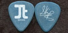 Justin Timberlake 2003 Justified Tour Guitar Pick Skip custom concert stage #1