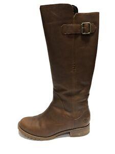 Timberland Banfield Womens Waterproof Tall Boots 8.5 M