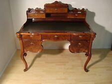 !!Biedermeier Schreibtisch Nußbaum Wien um 1830!! Restaurierter Zustand!!