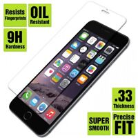 100% GENUINE TEMPERED GLASS FILM PROTECTOR FOR IPHONE 6 PLUS