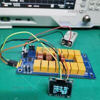 Automatic Antenna Tuner Kit 100W 0.96Inch OLED Display ATU100 Unassembled