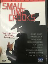 Small Time Crooks region 1 DVD (2000 Woody Allen movie)