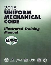 2015 Uniform Mechanical Code Illustrated Training Manual