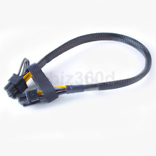 8pin to 8pin Power Adapter Cable for IBM X3650 M4 M5 to GPU video card 35cm