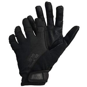 Glacier Gloves Tactical Durable Lightweight Field Gloves in Black Size Large L