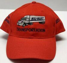EUC DOG DAZE WALMART TRUCKER CAP RED OTTAWA, KS 6835 DRIVERS HAT