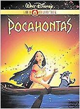 Pocahontas (Disney Gold Classic Collecti DVD