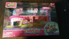 Shopkins Cutie Cars Drive Thru Diner, NEW IN BOX