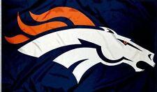 Football Denver Broncos  3 X 5 Flag