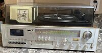 Morse Electrophonic 7800 Stereo 8 Track AM/FM Cassette Turntable Parts & Repair