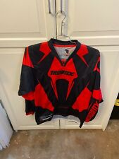 Thor motocross Jersey Size M Jersey Raised Chest Logo