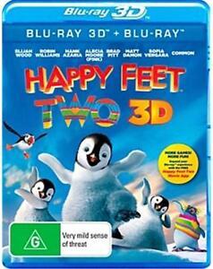 Happy Feet 2 : Blu-Ray 3D : NEW