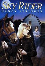 Sky Rider (HC) Springer, Nancy 1st Signed