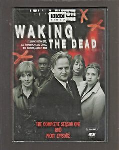BBC 'WAKING THE DEAD COMP SEASON ONE PLUS PILOT EPISODE DVD
