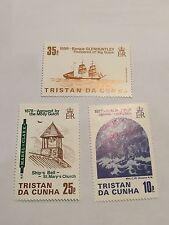 Tristan Da Cunha #386-88  MNH (2-27-15-179)