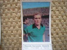 MAZZOLA VENEZIA FIGURINA CARD ALBUM IL GIORNALINO CALCIATORI CALCIO 1966/67