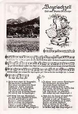Ak Bayrischzell gel. 1964 canción de Martin staudacher
