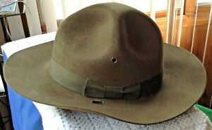 Drill Sergeant Hat Army Instructor Campaign State Trooper Military Park Ranger