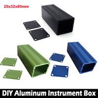 29x32x80mm Alu Gehäuse Box Platinen Sicherheit Elektronik Netzteil Montage