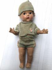 Antique Vintage Boy Doll Vogue Doll Composition