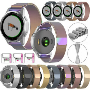 For Garmin Fenix 6 / 6S / 6X Pro Solar Stainless Steel Strap Watch Band Bracelet