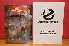 2010 Matty Collector Mattel GHOSTBUSTERS Figure VINZ CLORTHO Keymaster Shipper