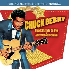 CHUCK BERRY IS ON TOP - AFTER SCHOOL SESSION (NEW SEALED 2CD)