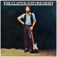 ERIC CLAPTON - JUST ONE NIGHT  2 CD  14 TRACKS MAINSTREAM POP / BLUES ROCK  NEW+