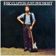 ERIC CLAPTON - JUST ONE NIGHT  2 CD  14 TRACKS MAINSTREAM POP / BLUES ROCK  NEW+