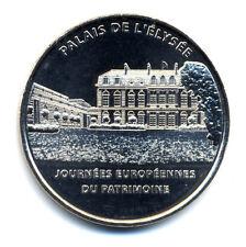 75008 Jardins de l'Elysée,  Couleur argent, 2014, Monnaie de Paris