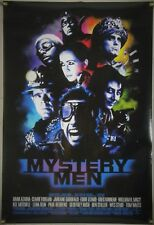 Mystery Men Ds Rolled Orig 1Sh Movie Poster Hank Azaria Paul Reubens (1999)