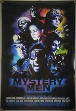 Mystery Men Ds Rolled Orig 1Sh Movie Poster Hank Azaria Paul Reubens (1999)