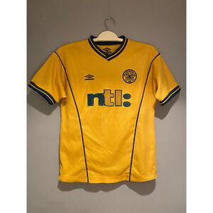 Celtic Away Shirt 2000-2002
